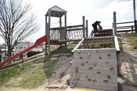 小城公園 遊具