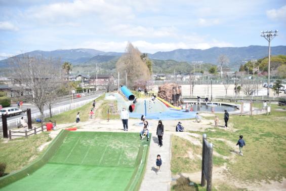 佐賀 小城公園 遊具