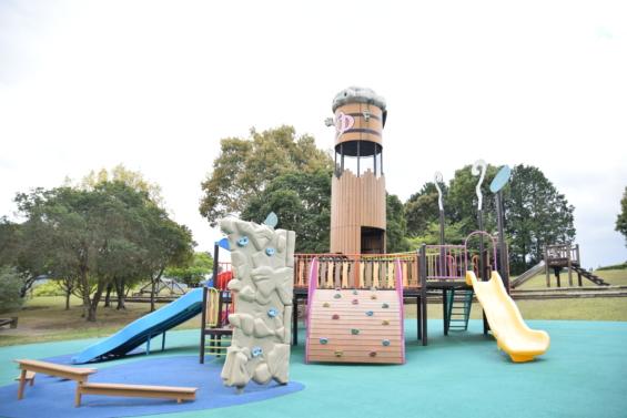 みゆき公園 遊具