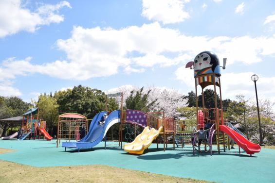 和泉式部公園 遊具