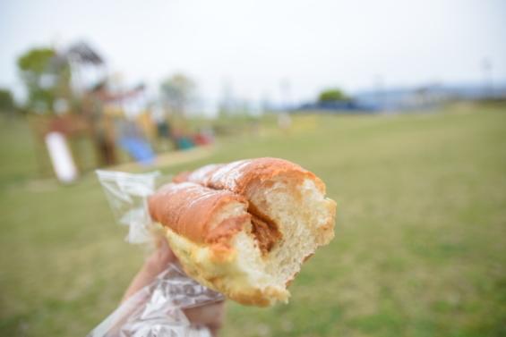 三幸パン きなこパン