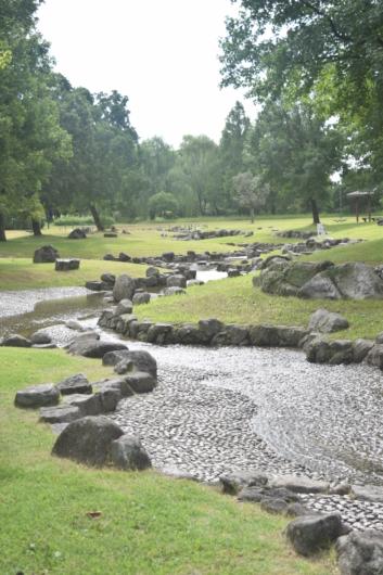 森林公園 じゃぶじゃぶ池