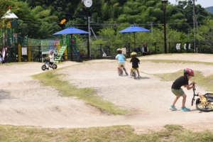 武雄競輪場公園 ストライダー