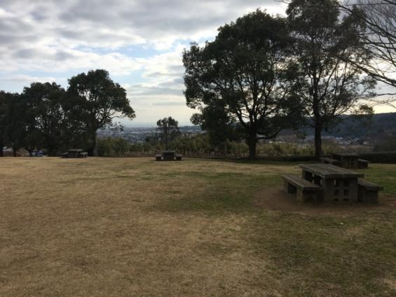 蟻尾山公園 景色