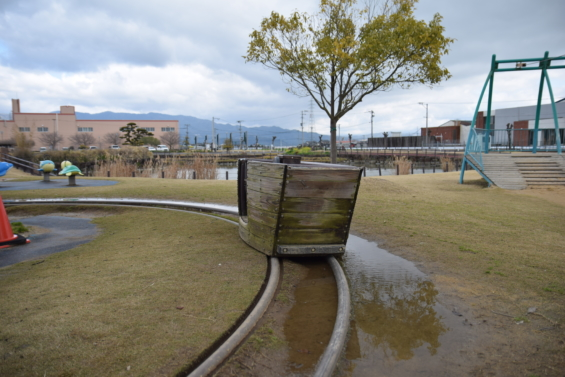 佐賀県 公園 牛津総合公園