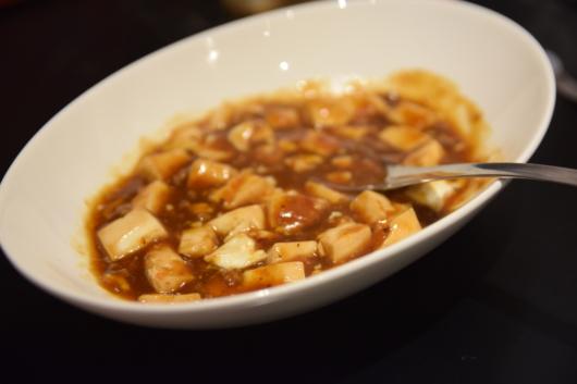 小城市 ソンヨン 麻婆豆腐