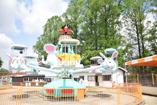 神野公園 大型遊具