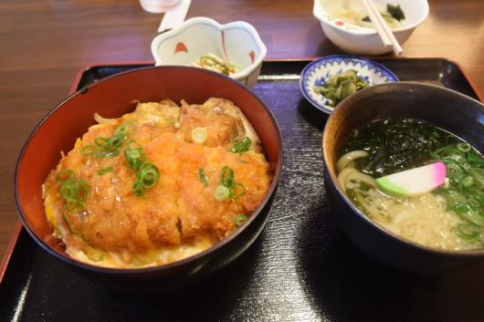 番豚(バンブー) かつ丼定食