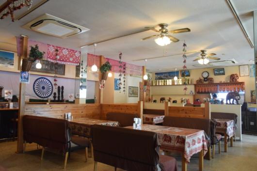 佐賀市 インド料理 ミーナ