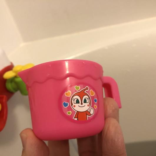 アンパンマン おふろシャワー